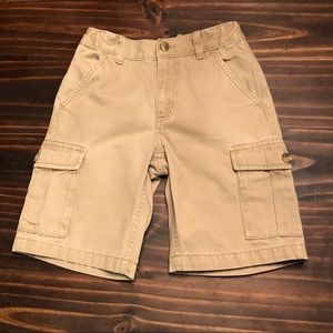 Boy's Old Navy Cargo Shorts, EUC, Size 8